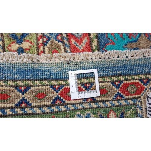 Handgeknüpft wolle kazak teppich  353x264 cm   Orientalisch teppichboden