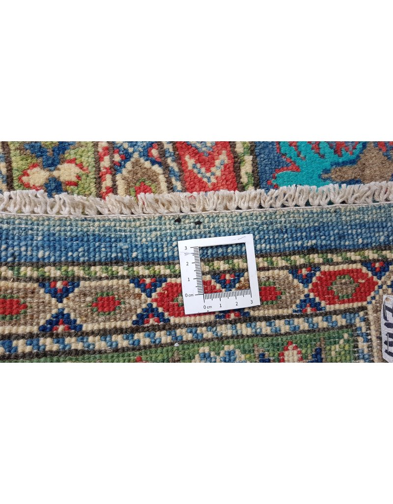 ZARGAR RUGS  Handgeknoopt kazak tapijt 353x264 cm  oosters kleed vloerkleed