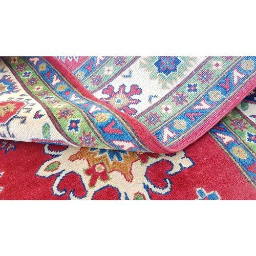 Handgeknoopt kazak tapijt 299x200 cm  oosters kleed vloerkleed