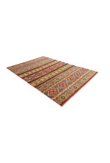 ZARGAR RUGS shal Handgeknüpft wolle kazak teppich  291x210 cm    Orientalisch  teppich