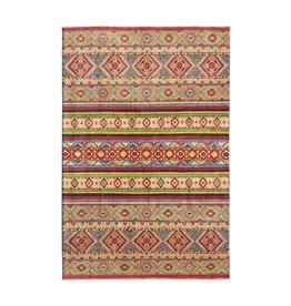 ZARGAR RUGS shal Handgeknoopt kazak tapijt  291x210 cm  oosters kleed vloerkleed