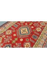 ZARGAR RUGS Handgeknüpft wolle kazak teppich 297x201 cm   Orientalisch  teppich