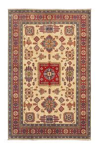 Handgeknoopt kazak tapijt 300x200 cm  oosters kleed vloerkleed