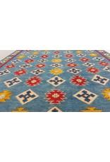ZARGAR RUGS  Handgeknoopt kazak tapijt 287x197 cm oosters kleed vloerkleed