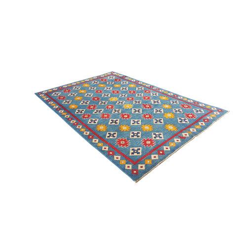 Handgeknüpft wolle kazak teppich  287x197 cm Orientalisch  teppich