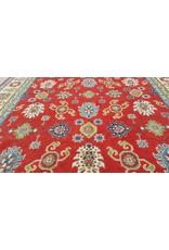 ZARGAR RUGS Handgeknüpft wolle kazak teppich 289x201 cm   Orientalisch  teppich