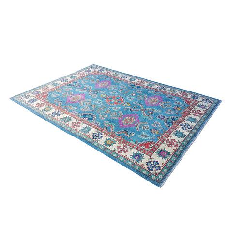 Handgeknoopt kazak tapijt 260x181 cm  oosters kleed vloerkleed