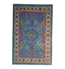 ZARGAR RUGS Handgeknoopt kazak tapijt  291x193 cm  oosters kleed vloerkleed