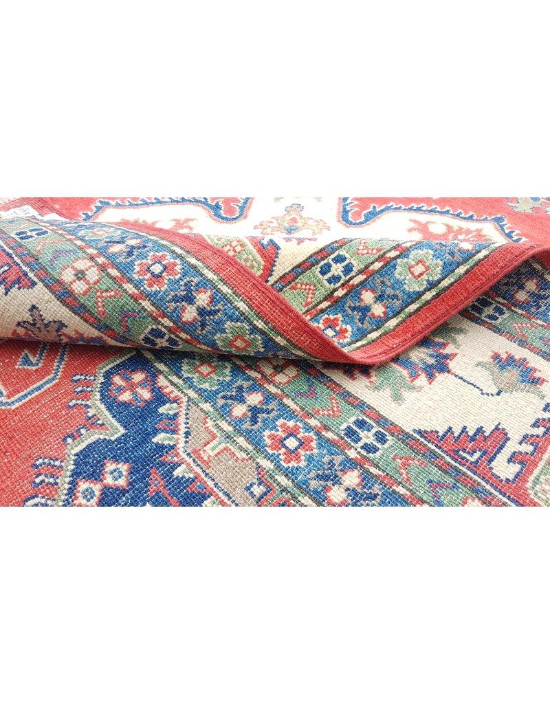ZARGAR RUGS  Handgeknoopt kazak tapijt 369x274 cm  oosters kleed vloerkleed