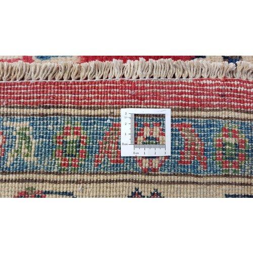 Handgeknoopt kazak tapijt 305x202 cm  oosters kleed vloerkleed