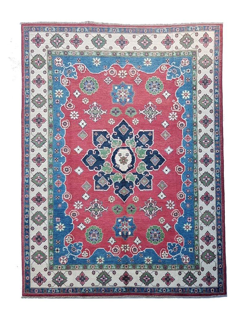 ZARGAR RUGS  Handgeknoopt kazak tapijt 305x202 cm  oosters kleed vloerkleed