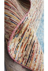 ZARGAR RUGS Hand knotted 9'6x6'5 Modern  Art Deco Wool Rug 295x200 cm  Abstract Carpet