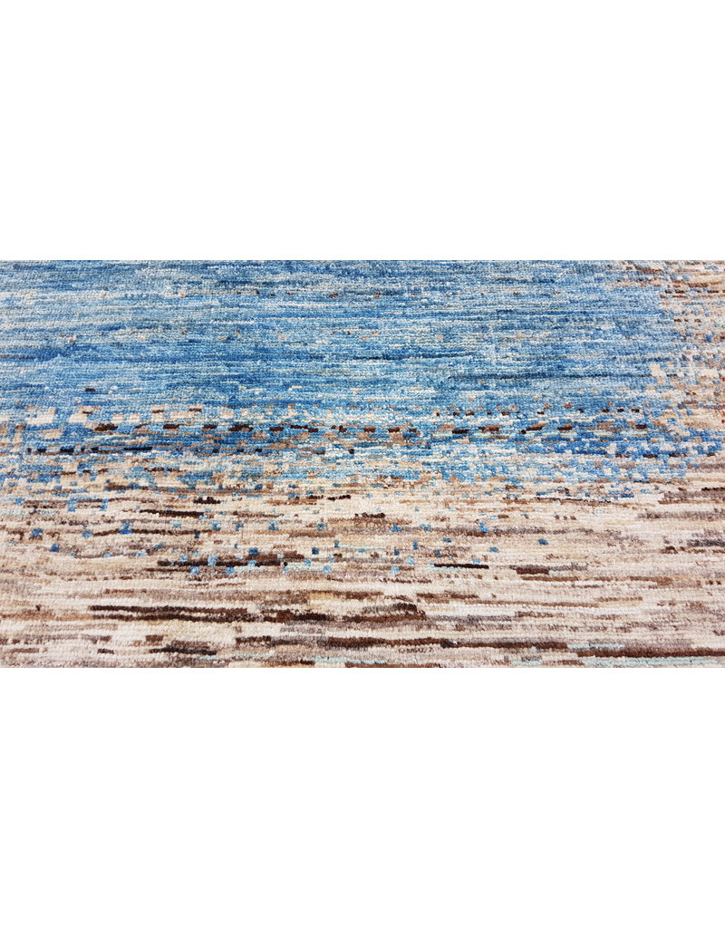 ZARGAR RUGS  Handgeknoopt Modern Art Deco tapijt 288x196 cm  oosters kleed vloerkleed