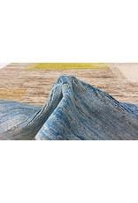 ZARGAR RUGS Handgeknüpft Modern Art Deco 288x196 cm Abstrakt Wolle Teppich