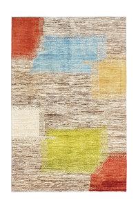 Handgeknoopt Modern Art Deco tapijt 288x196 cm  oosters kleed vloerkleed  design18