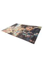 ZARGAR RUGS  Handgeknoopt Modern Art Deco tapijt 298x202 cm  oosters kleed vloerkleed    design 92 star