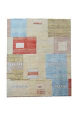 ZARGAR RUGS  Handgeknoopt Modern Art Deco tapijt 293x199 cm  oosters kleed vloerkleed