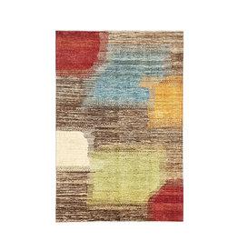 ZARGAR RUGS Hand knotted 9'5x6'5 Modern  Art Deco Wool Rug 292x200 cm  Abstract Carpet design18