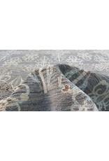 ZARGAR RUGS Handgeknüpft Modern Art Deco 297x194 cm Abstrakt Wolle Teppich