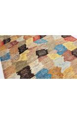 ZARGAR RUGS  Handgeknoopt Modern Art Deco tapijt 297x200 cm  oosters kleed vloerkleed