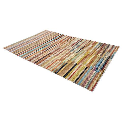 Handgeknoopt Modern Art Deco tapijt 306x192 cm  oosters kleed vloerkleed