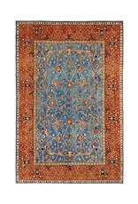 super fein oriental kazak teppich 359x259 cm