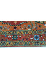 super fein oriental kazak teppich 340x260 cm