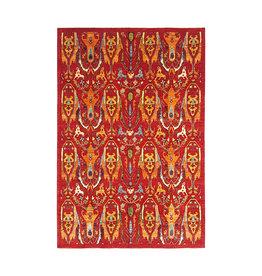 super fijn oriental kazak vloerkleed 350x260 cm  ikat