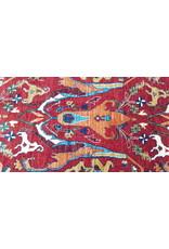 (11'4 x 8'5) feet super fine oriental kazak rug 350x260 cm