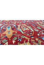 super fijn oriental kazak vloerkleed 350x260 cm