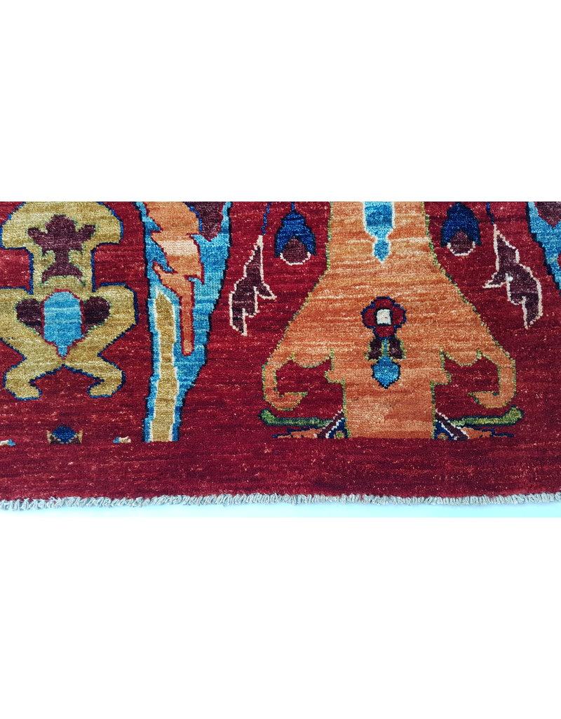 super fein oriental kazak teppich 350x260 cm