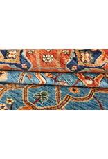 (11'3 x 8'4) feet super fine oriental kazak rug  347x257 cm