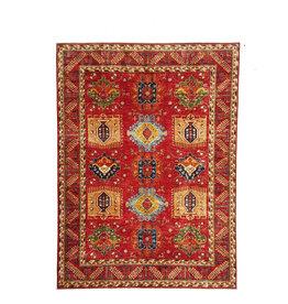 super fijn oriental kazak vloerkleed 362x278 cm