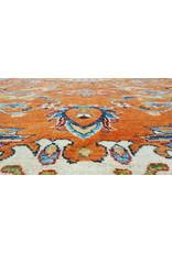 (11'5 x 8'7) feet  super fine oriental kazak rug  353x267 cm