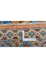 super fijn oriental kazak vloerkleed 353x267 cm