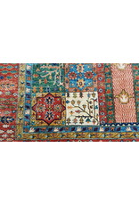 super fijn oriental kazak vloerkleed 351x253 cm