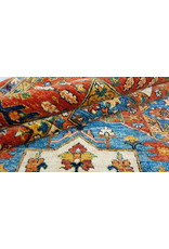 super fein oriental kazak teppich  351x253 cm