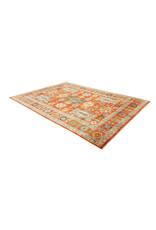 (11'4 x 8'2) feet super fine oriental kazak rug 350x250 cm