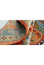 super fein oriental kazak teppich  350x250 cm