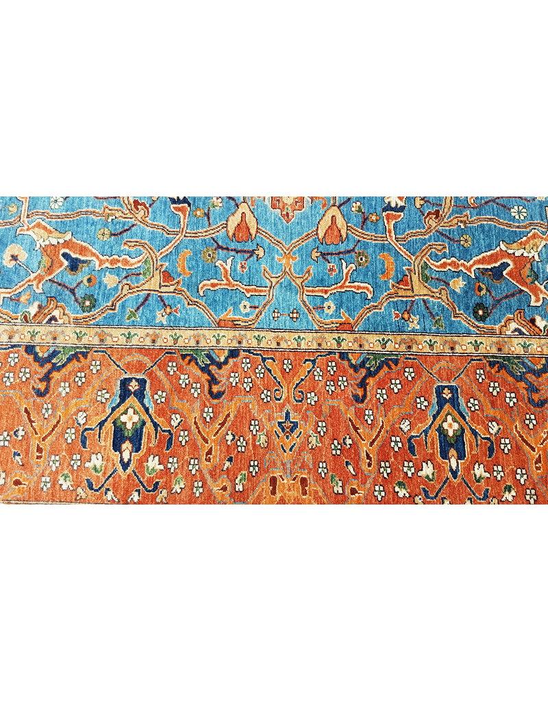 super fein oriental kazak teppich  349x266 cm