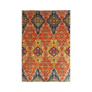 super fijn oriental kazak vloerkleed  343x247 cm ikat