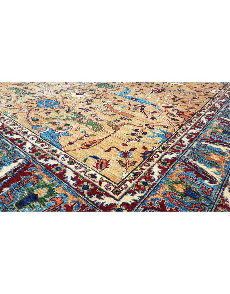 super fein oriental kazak teppich  350x249cm