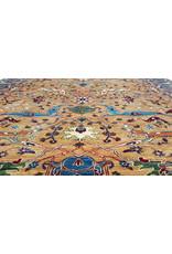 super fijn oriental kazak vloerkleed  350x249cm