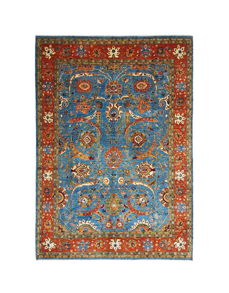 super fijn oriental kazak vloerkleed  344x255cm