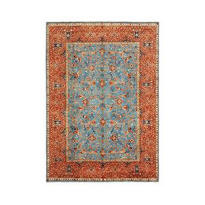 (11'4 x 8'2) feet super fine oriental kazak rug 350x250cm