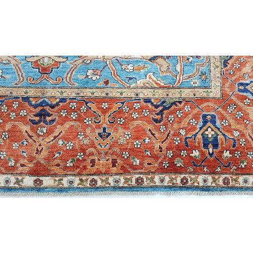 super fijn oriental kazak vloerkleed  350x250cm