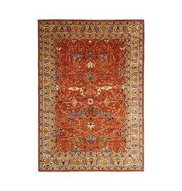 super fein oriental kazak teppich 352x254cm