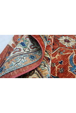 (11'5 x 8'3)feet super fine oriental kazak rug  352x254cm