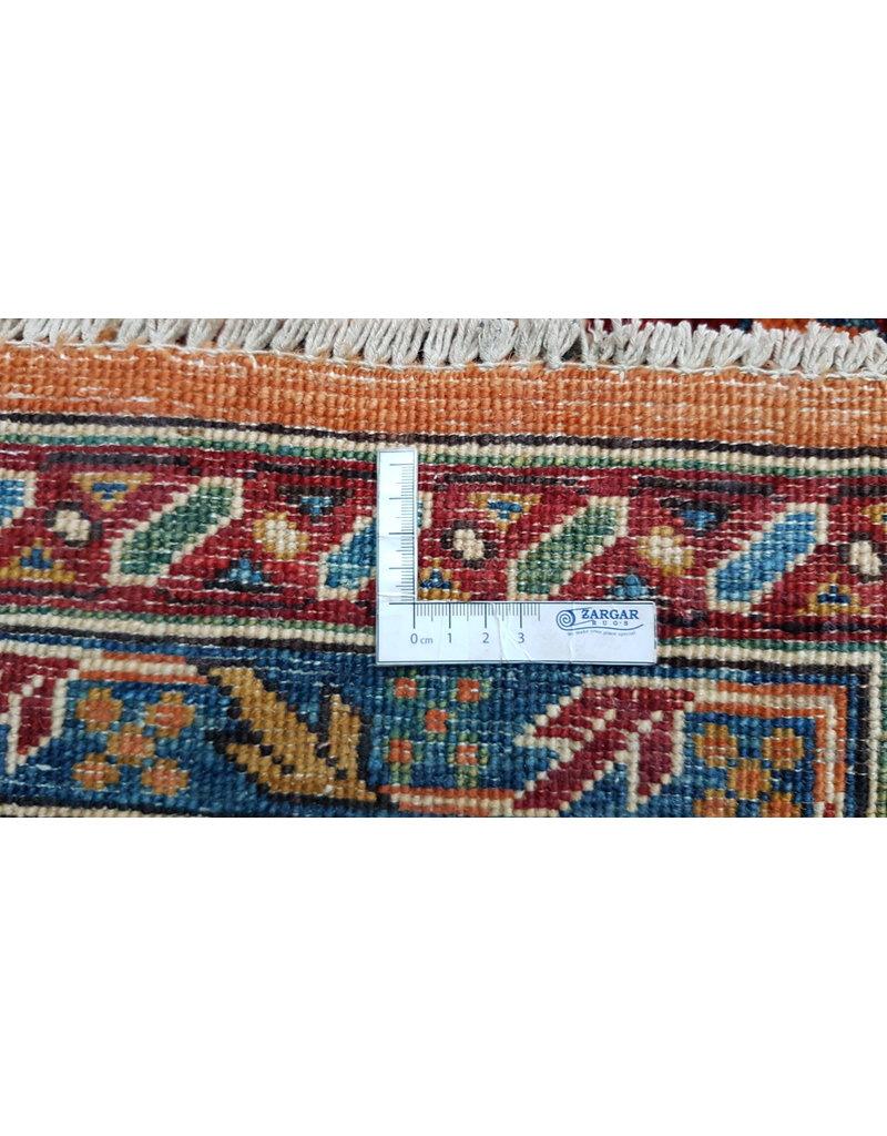 (10'4 x 8'3)feet super fine oriental kazak rug 320x253cm