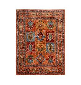(10'4 x 8'3) feet super fine oriental kazak rug 320x253cm